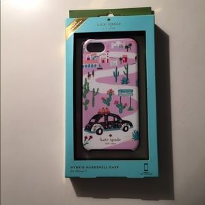 Kate Spade road trip iphone case 6/7/8 VW bug